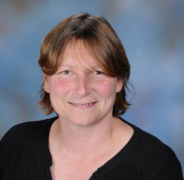 The Swanage School's headteachr, Jenny Maraspin