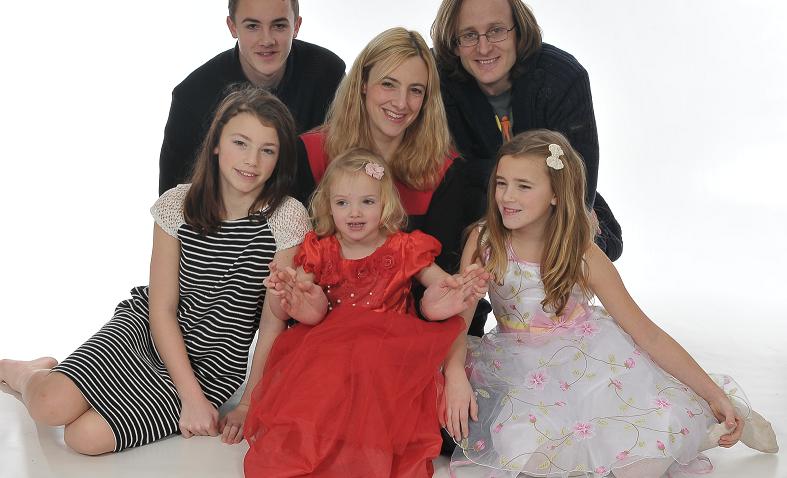 Foster carer family