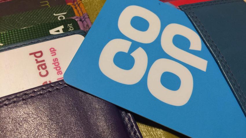 Co-op card