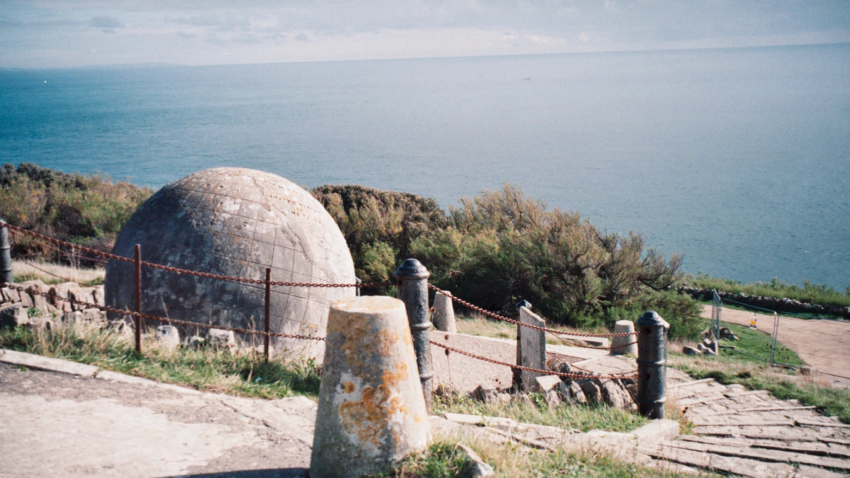 The Durlston Globe