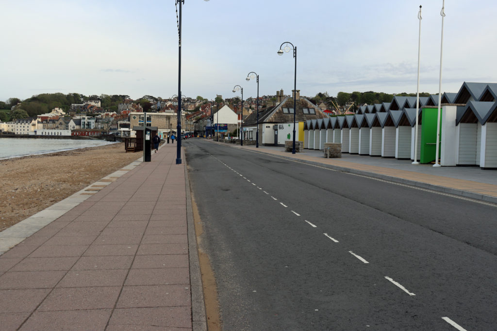 Shore Road in Swanage