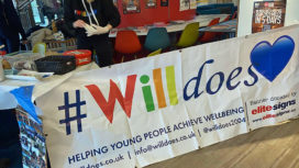 #Willdoes banner