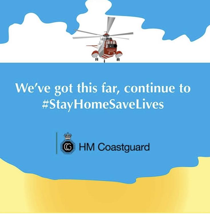 Coastguard poster