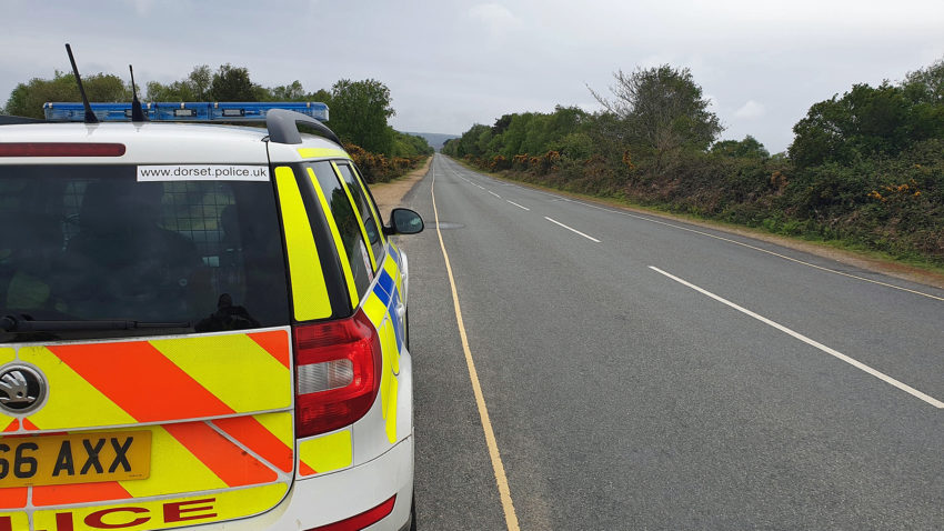 Purbeck Police in Studland