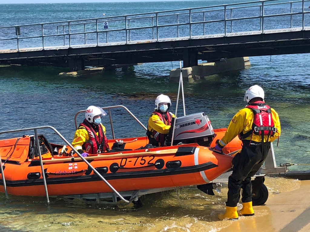Swanage Lifeboat ILB