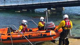 Swanage Lifeboat ILB