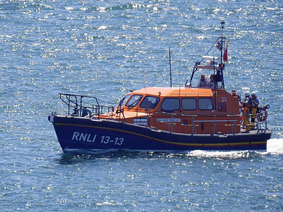 Swanage lifeboat