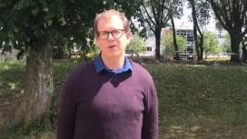 Sam Crowe, Director of Public Health for Dorset
