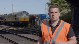 Josh Voce presents a film about Swanage Railway