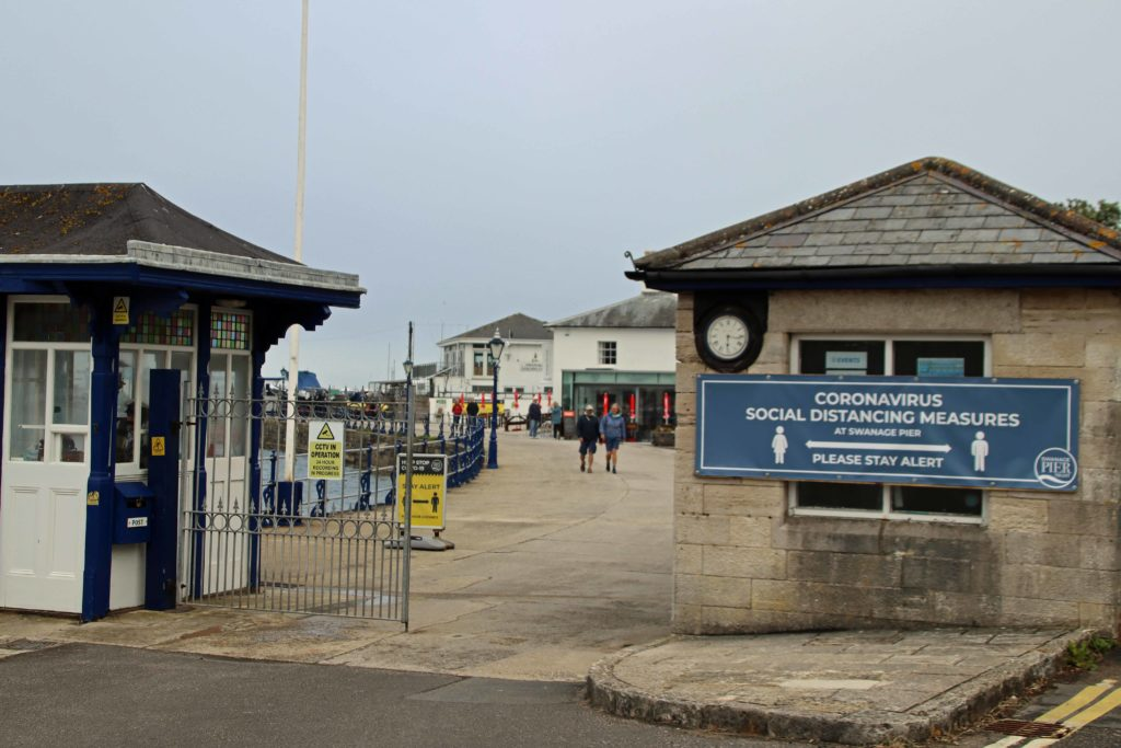 Swanage Pier reopens