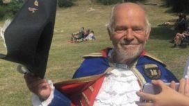 Swanage Town Crier
