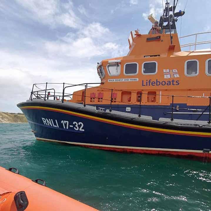 Weymouth Lifeboat