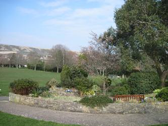 Days Park in Swanage