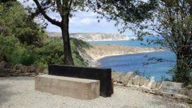 Seaview at Durlston Country Park