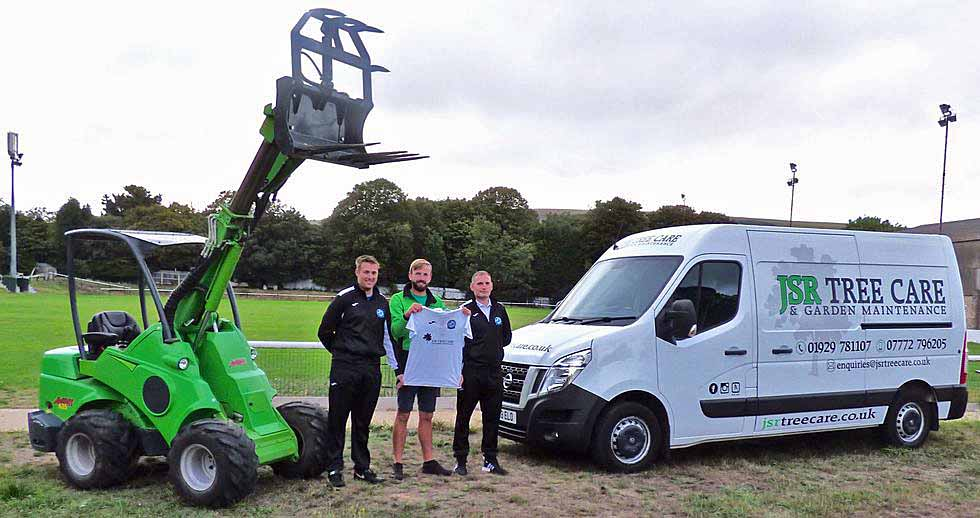 Swans get sponsorship from JSR tree care