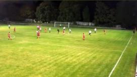 Swans match against Corfe Castle
