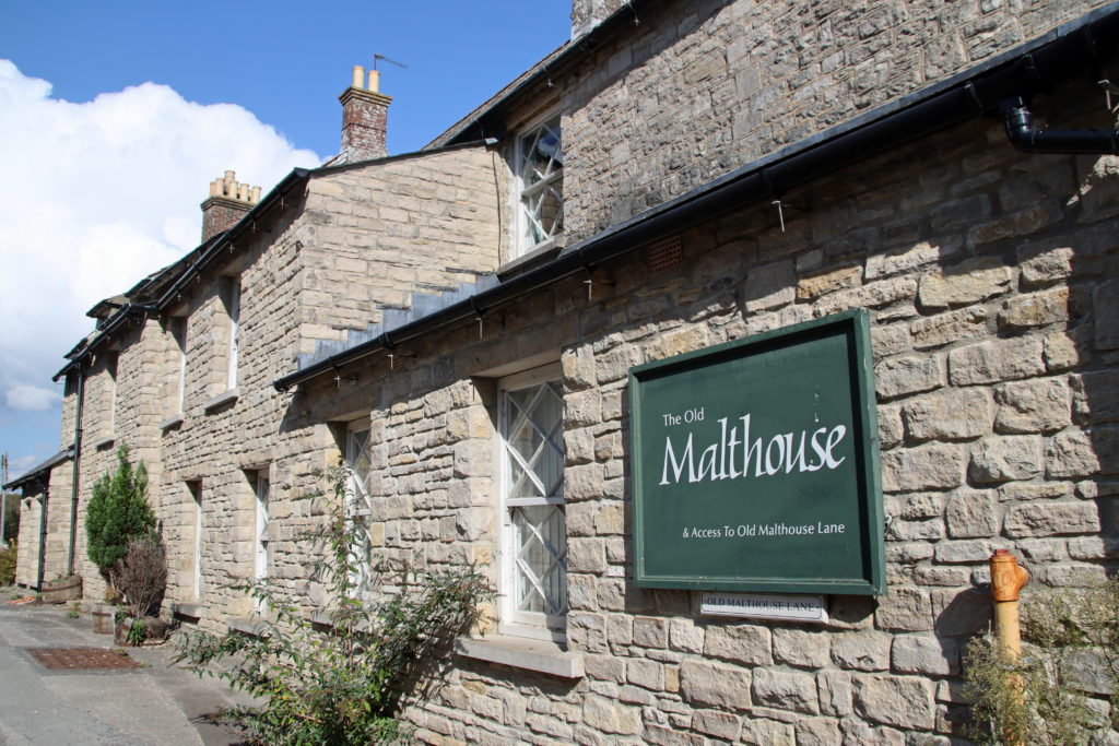 The Old Malthouse buildings
