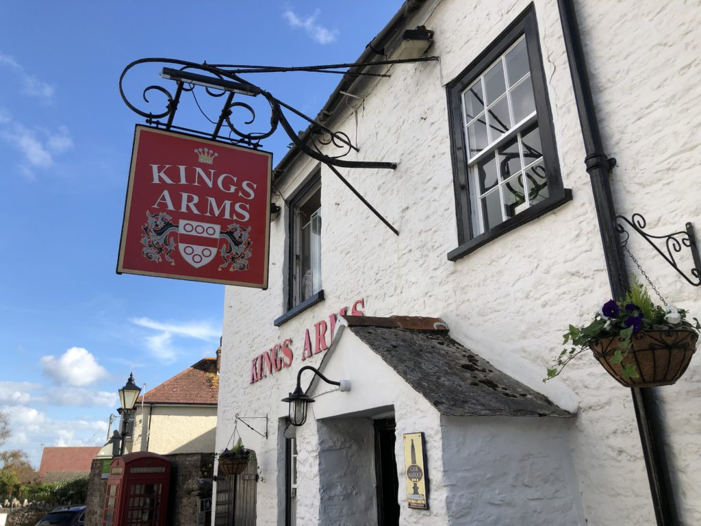 The King's Arms pub