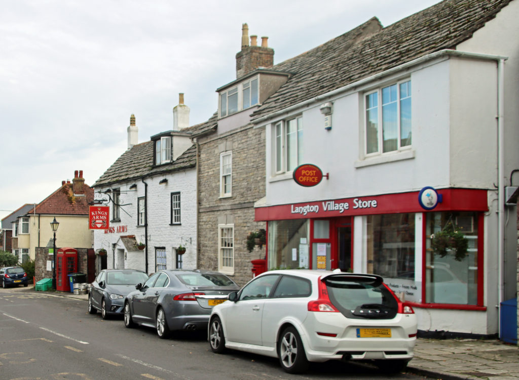 Langton Matravers high street