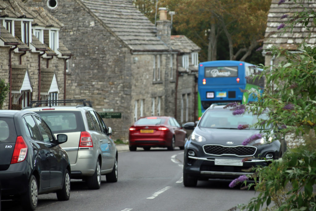 Langton Matravers high street