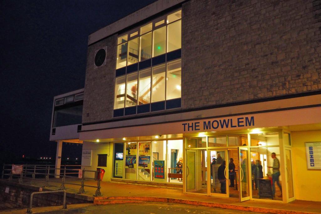 Exterior of The Mowlem