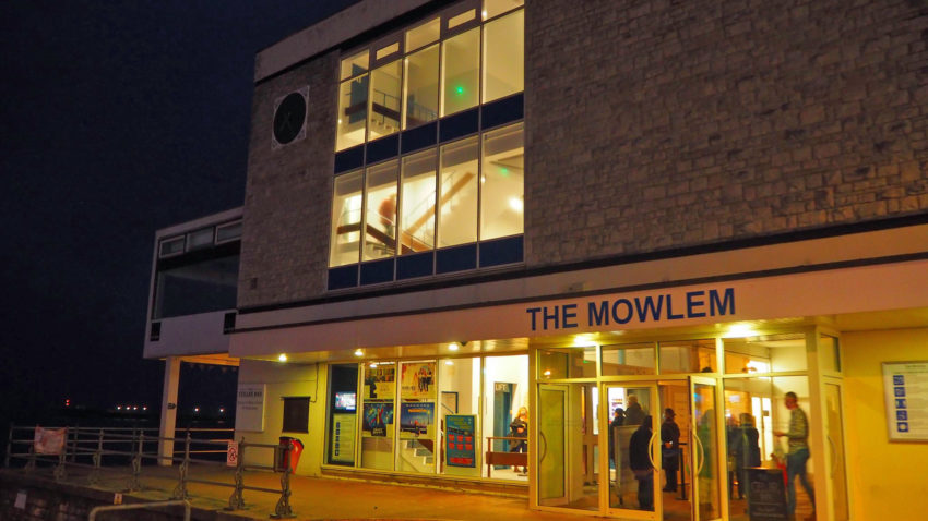 Exterior of The Mowlem