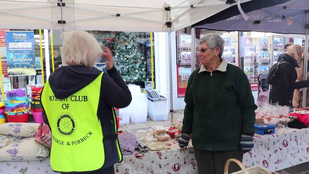Swanage Christmas Market