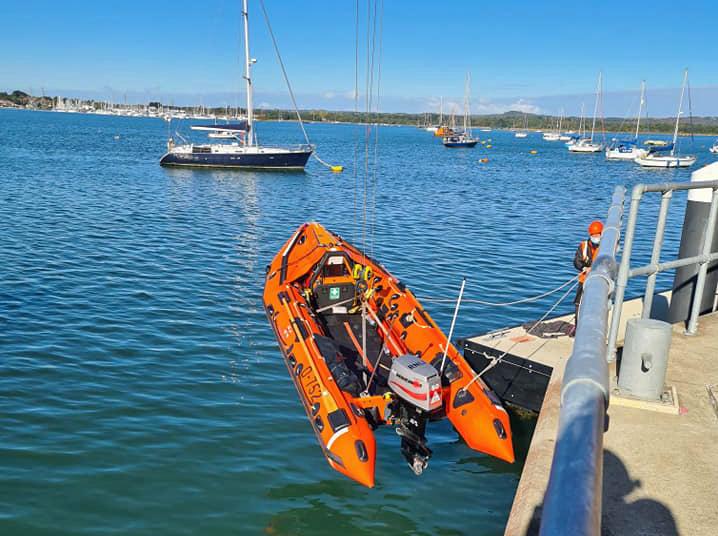 Swanage Inshore lifeboat