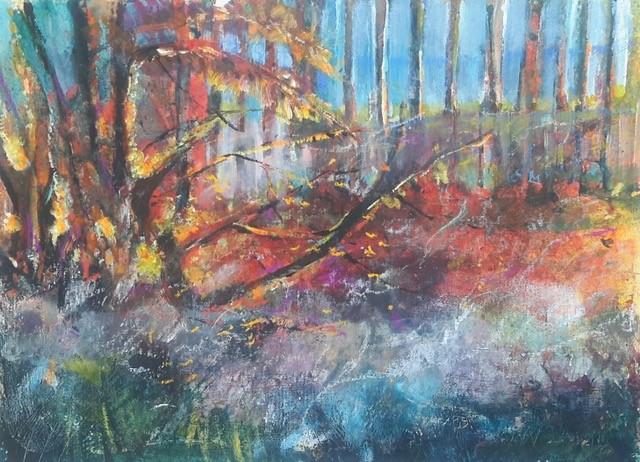 Wareham Forest Fire, Iris McCrow