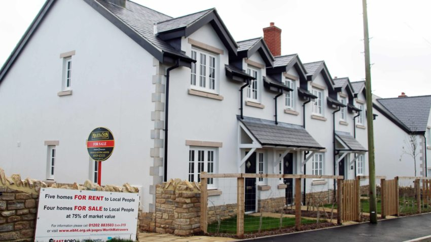 Affordable homes in Worth Matravers
