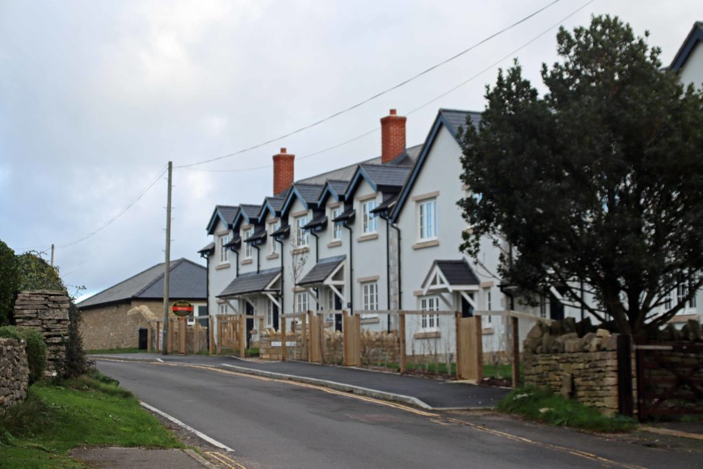 Affordable housing in Worth Matravers