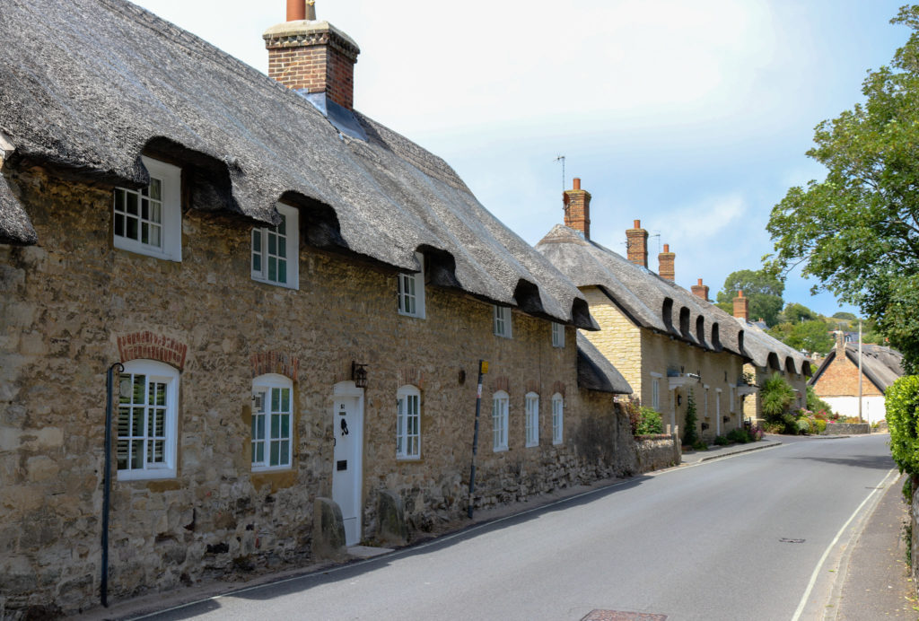 Cottages in Lulworth