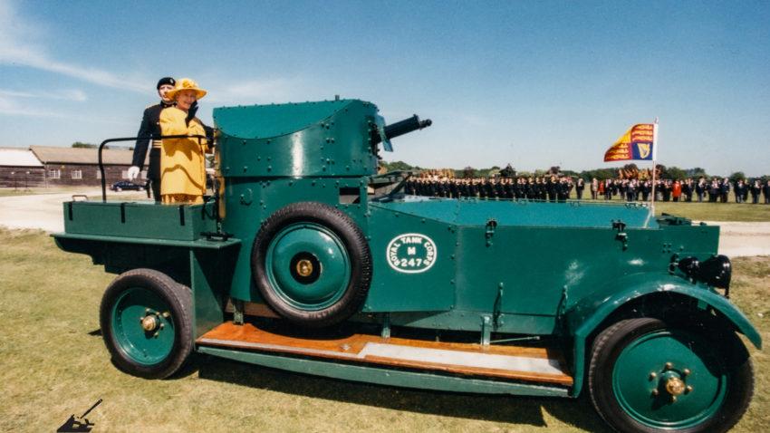 Queen Rolls Royce Museum 1997