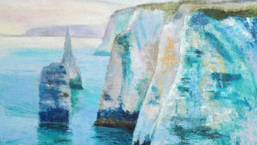 Old Harry Rocks, by Paul Longland