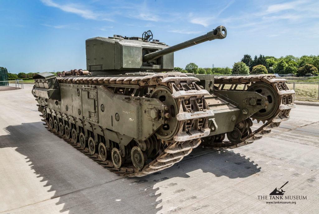 Churchill Mark III Star (1)