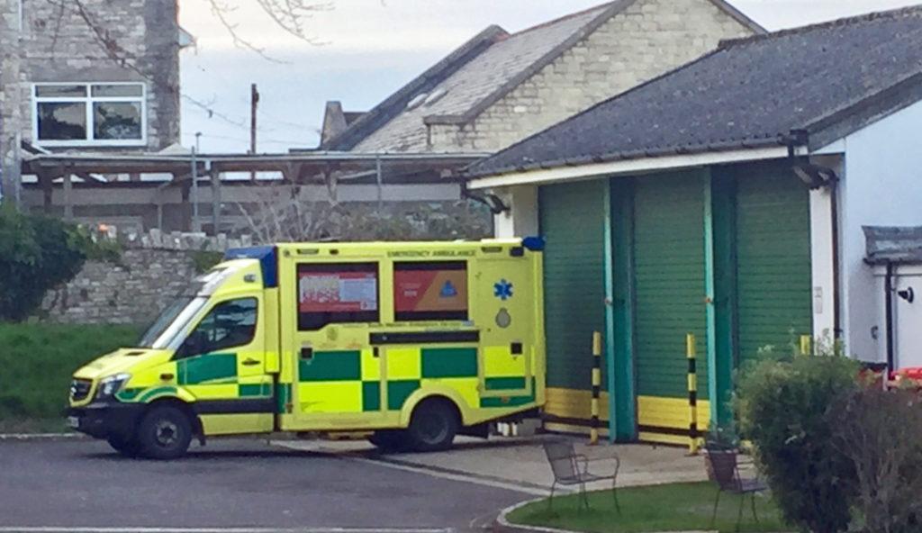 Swanage ambulance station