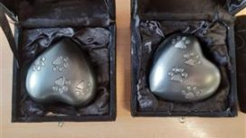 Memorial stones found at Bournemouth