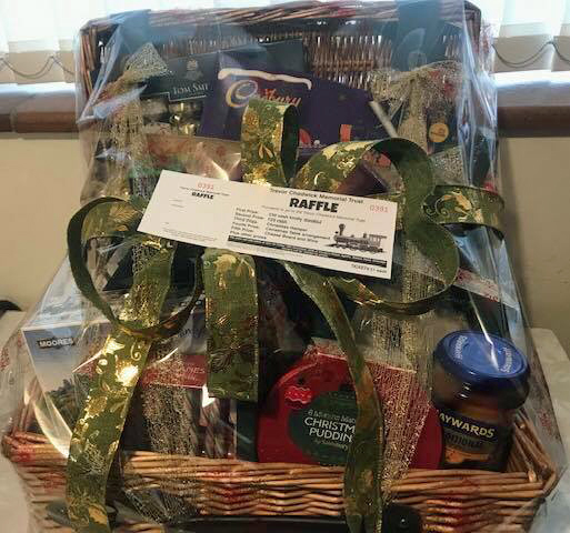 Prize for the Trevor Chadwick memorial raffle