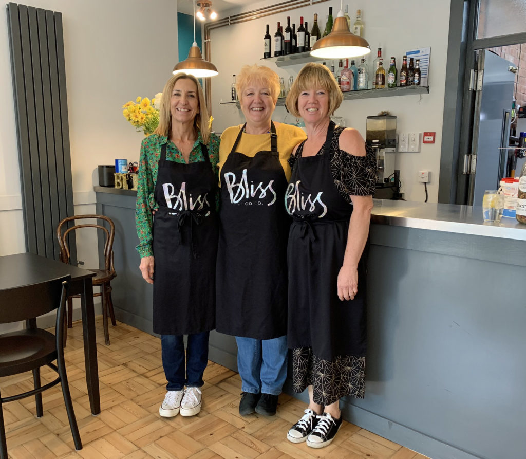 The team at Bliss Food Co
