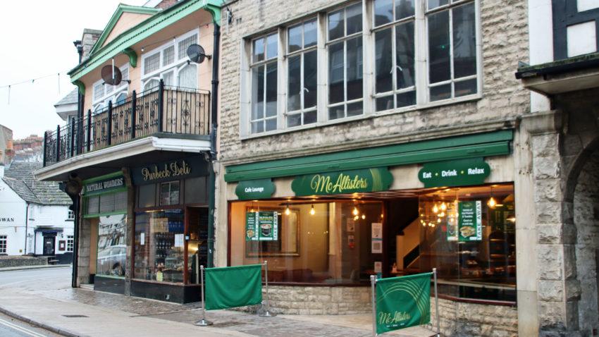 McAllisters cafe