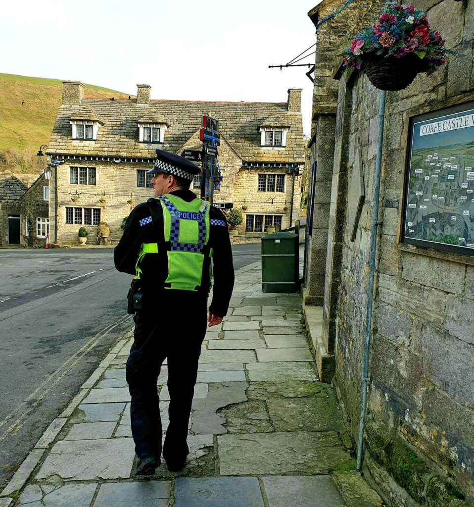 Purbeck Police Corfe