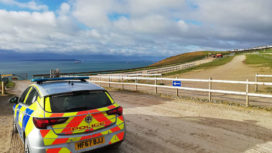 Purbeck Police Durdle Door