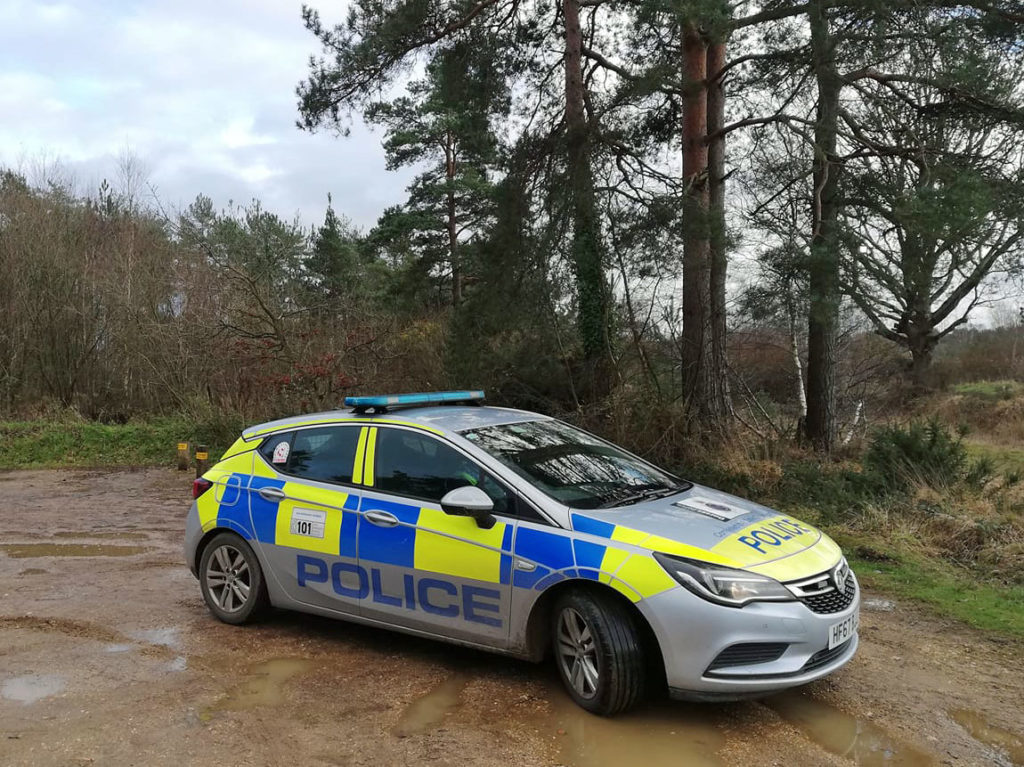 Purbeck Police Wareham Forest