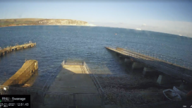 Swanage RNLI webcam