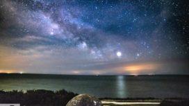 Milky Way at Durlston