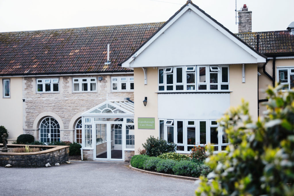 Gainsborough Care Home in Swanage