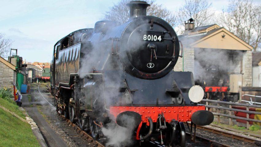 Swanage Railway locomotive