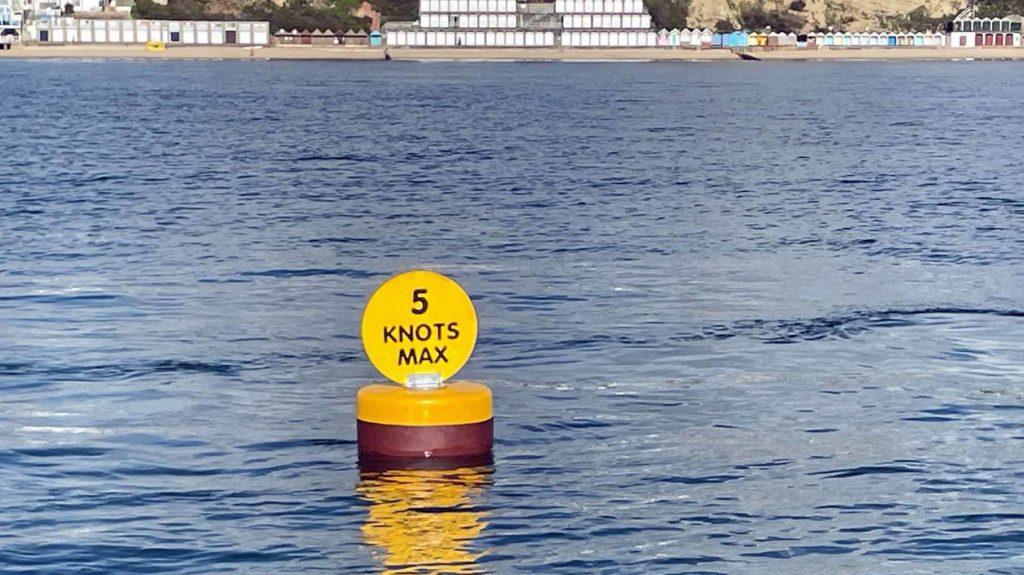5 knot buoy