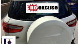 Dangerous car seized by police Purbeck Police