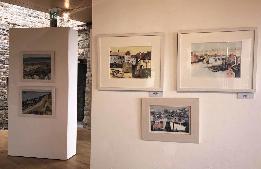Dorset Arts Weeks exhibition at Durlston